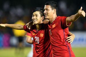 Philippines- Việt Nam: 1-2: Khó cản bước!