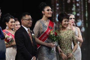Tuyết Trần - học trò Kỳ Duyên giành giải Miss Globe Asia