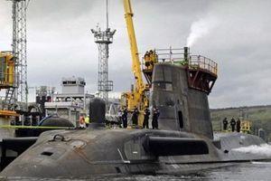 Nữ binh sĩ tàu ngầm hạt nhân Anh bị quấy rối, đánh 'vỡ quai hàm'
