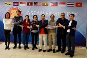 Ngày Gia đình ASEAN 2018 tại Moscow