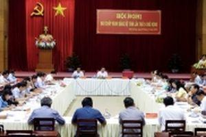 Cấp đất cho vợ lãnh đạo, Bí thư Huyện ủy Kiên Lương bị kỷ luật