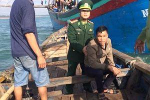 Kịp thời đưa ngư dân gặp nạn trên biển vào bờ