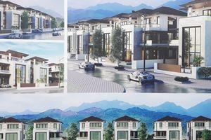 Trao giải cuộc thi thiết kế cảnh quan và mẫu biệt thự dự án Golden Hills City