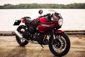 'Soi' môtô GPX Gentleman Racer giá chỉ hơn 50 triệu