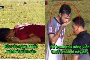 Cầu thủ Philippines dùng 'thần dược' chống sốc khi gặp đội tuyển Việt Nam