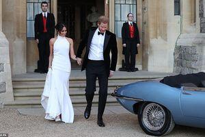 Bí mật động trời dinh thự vợ chồng Hoàng tử Harry sắp chuyển đến