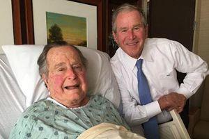 Tiết lộ những lời cuối cùng của cựu Tổng thống Mỹ Bush 'cha' trước khi qua đời
