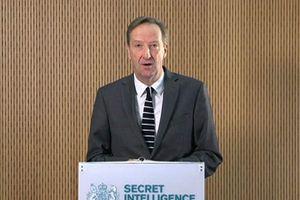 Sếp tình báo Anh cảnh báo Nga 'đừng đánh giá thấp' năng lực của MI6