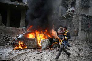 Syria tố Mỹ phóng tên lửa vào nhiều vị trí quân sự