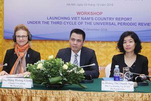 Việt Nam đã thực hiện xong 96,2% khuyến nghị về nhân quyền