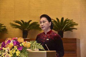 Chủ tịch Quốc hội Nguyễn Thị Kim Ngân thăm Hàn Quốc từ 4-7/12