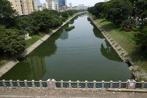 Một doanh nghiệp đề xuất cải tạo sông Tô Lịch giống sông Thames