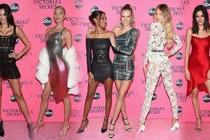 Dàn mẫu nội y gợi cảm hội ngộ tại tiệc Victoria's Secret