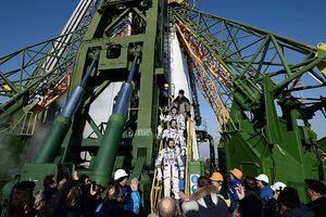 Nga phóng thành công tên lửa đẩy Soyuz lần đầu sau sự cố tháng 10