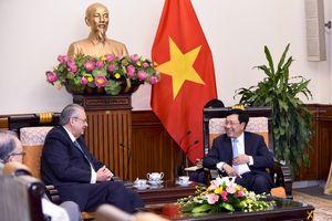 Chủ tịch Nhóm Tầm nhìn APEC khâm phục những thành tựu của Việt Nam