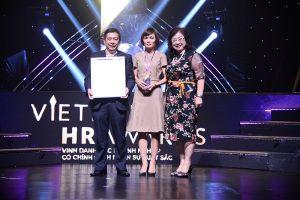 VietinBank được vinh danh tại giải thưởng Vietnam HR Awards 2018