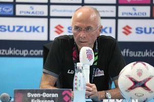 HLV Sven-Goran Eriksson đánh giá Việt Nam xuất sắc nhất giải