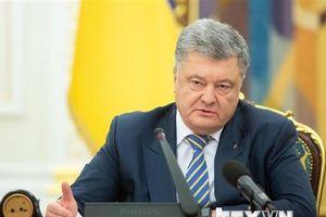 Tổng thống Ukraine trình dự luật chấm dứt Hiệp ước Hữu nghị với Nga