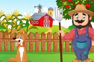 Sáng cười: Người nông dân trổ tài khoác lác