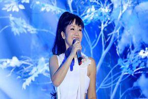 Hồng Nhung: 'Tôi buồn vì hôn nhân tan vỡ nhưng vẫn còn những niềm vui khác'