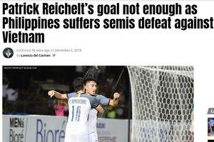 Người Philippines phản ứng bất ngờ sau trận thua Việt Nam