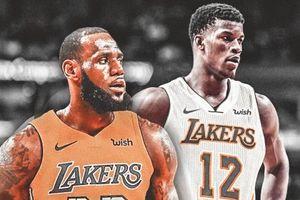 Tiết lộ sốc: Lakers thất bại trong việc đưa Butler sát cánh bên 'King James'