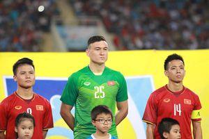 Văn Lâm xô đổ kỷ lục chưa từng có tại AFF Cup