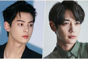Minho (SHINee) bị thương khi đang quay phim, Cha Eunwoo trên tạp chí GQ Korea