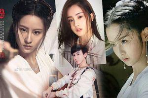 Bị chê giống 'cô gái mặt rắn' trong poster 'Tân Thần điêu đại hiệp 2019', nhan sắc thật của 'Tiểu Long Nữ' Mao Hiểu Huệ ra sao?