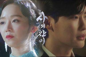 'Death Song' tập 3-4: Lee Jong Suk và Shin Hye Sun đau khổ chia tay