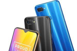 Realme U1 - Smartphone đầu tiên trang bị vi xử lý Helio P70
