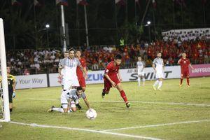 'Đội tuyển Việt Nam chơi xuất sắc về mặt chiến thuật trước Philippines'