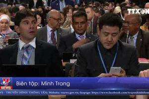 Khai mạc Hội nghị Liên hợp quốc về Biến đổi khí hậu COP24