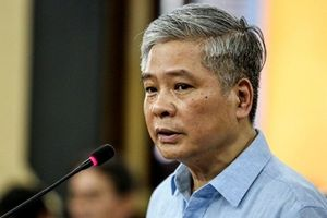 Nguyên Phó thống đốc Ngân hàng Nhà nước Đặng Thanh Bình sắp hầu tòa