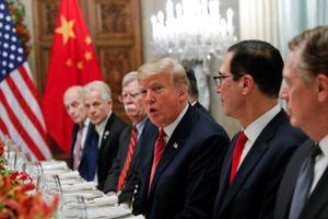 Ông Trump: 'Thỏa thuận với Trung Quốc thuộc hàng lớn nhất từ trước đến nay'
