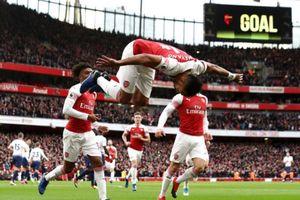Arsenal 4-2 Tottenham: Cuộc rượt đuổi hấp dẫn