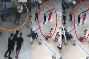 Côn đồ tát, đạp ngã nữ nhân viên sân bay ở Thanh Hóa: Xử phạt nhân viên an ninh