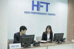 Chứng khoán HFT mở đường cho cổ đông lớn tăng sở hữu cổ phần