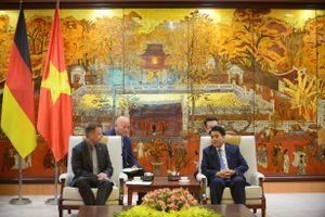 Hà Nội được tài trợ 100.000 EURO hỗ trợ nâng cấp chất lượng nước sinh hoạt