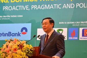 Việt Nam đã có một năm sôi động với các hoạt động hội nhập kinh tế quốc tế nổi bật