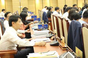 HĐND TP Hà Nội quyết định nhiều nội dung liên quan đến phát triển kinh tế xã hội