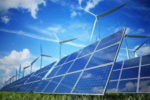 Nóng với cuộc chạy đua đầu tư năng lượng tái tạo