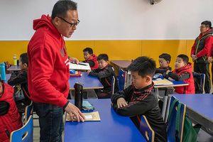 Trường đào tạo 'đàn ông đích thực' ở Trung Quốc