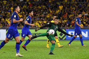 Thủ môn Thái Lan cao ngạo chế giễu đội khách Malaysia