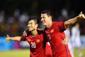 Tuyển Việt Nam từng bị loại ở bán kết AFF Cup dù thắng trận lượt đi