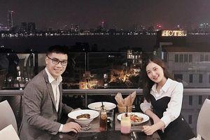 Địa điểm sang trọng cho buổi hẹn hò lãng mạn ở Hà Nội