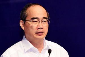 Bí thư Nguyễn Thiện Nhân chỉ ra 6 sai phạm cán bộ thường dính
