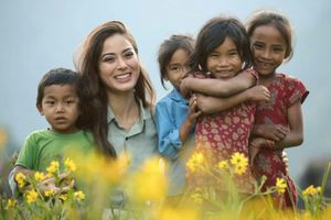Hoa hậu Nepal ở Miss World: Nhan sắc rạng ngời, xuất thân danh giá