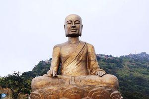 Quảng Ninh: Đại lễ tưởng niệm Phật Hoàng Trần Nhân Tông