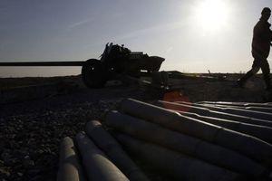 Ukraina điều quân sát biên giới Nga sau căng thẳng lãnh hải